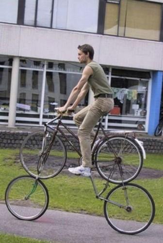 double bike 336x500 Double Bike wtf
