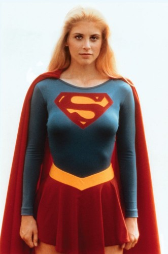 Helen Slater as Supergirl 1