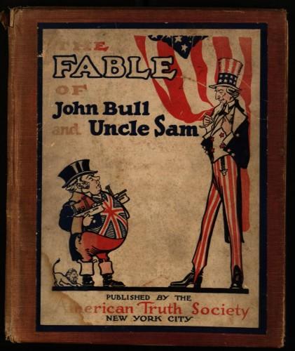 John Bull And Uncle Same