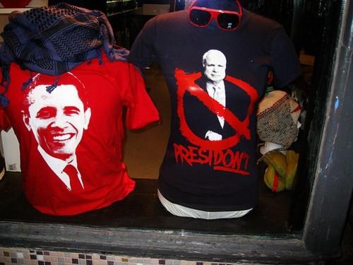 mccain - no president
