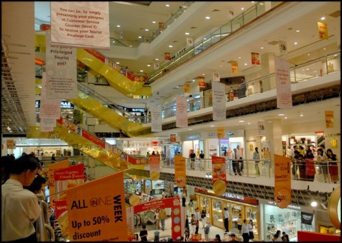 Multilevel Mall