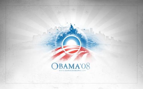 obama 2008 wallpaper