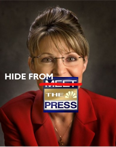 Palin - Hide From The Press