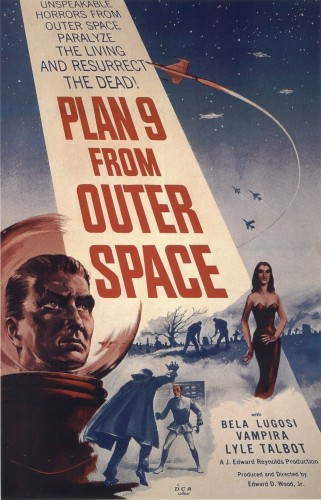 plan 9 from other space