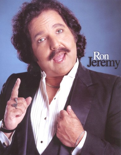 ron jeremy for president 391x500 Ron Jeremy For President Politics Humor