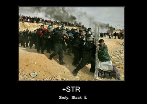 Stack Strength