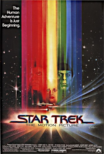 star trek movie poster 337x500 Star Trek Movie Poster star trek Movie posters Fantasy   Science Fiction