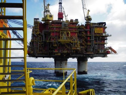 Statfjord  - Oil Rig
