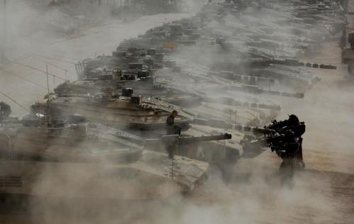 Tank Line Up