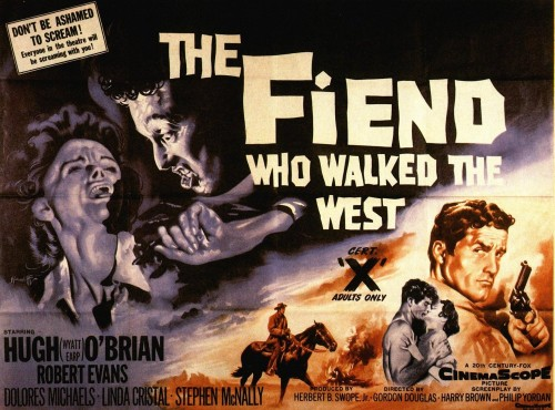 The Fiend who walked the west