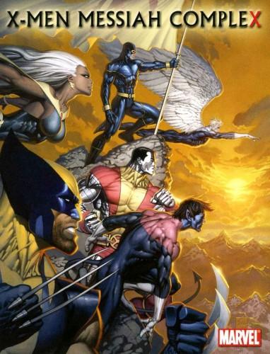 X-Men - Messiah Complex Flyer