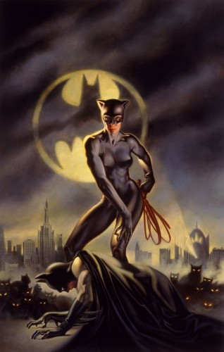 batman vs catwoman 318x500 Batman vs Catwoman Sexy Comic Books