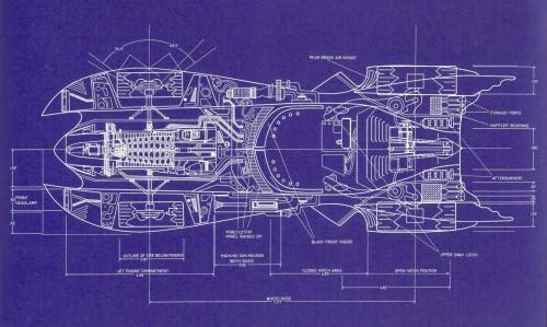 Batmobile Blueprints 2