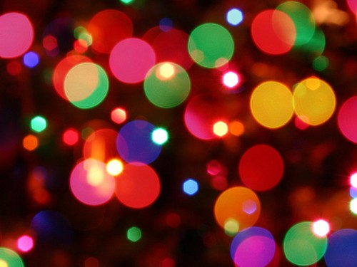 christmas lights 500x375 Christmas Lights xmas X Mas Wallpaper