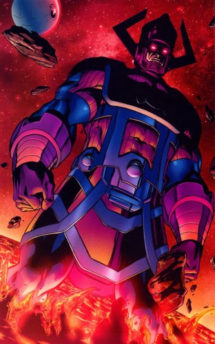 Galactus Stands Tall