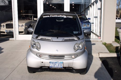 stoplafn smart car 500x333 Stoplafn Smart Car Humor Cars