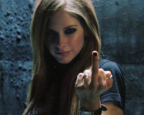 Avril Lavigne Fucking Hates You
