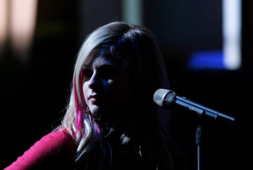 Avril Lavigne Shadow Walker