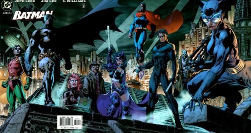 Batman - Batfamily