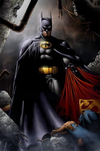 Batman Killed Superman