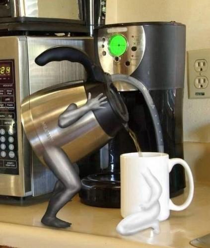 Coffee Pot Vs Coffee Mug