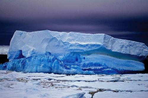 Massive Ice Berg
