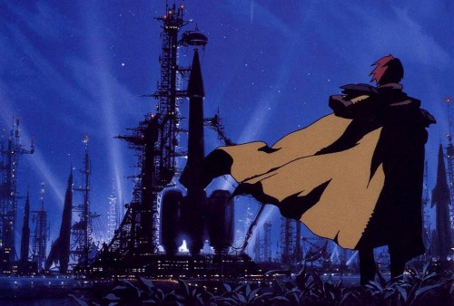 Outlaw Star on pad