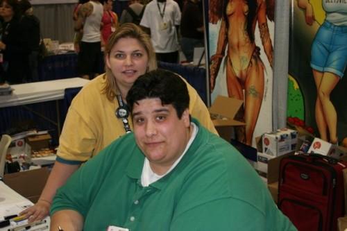 Scott Kurtz at convention