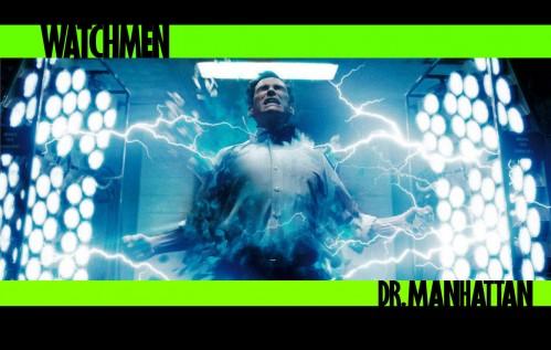 Watchmen- Dr Manhattan
