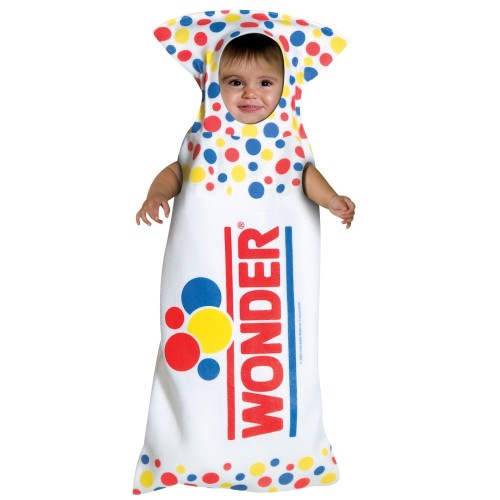 Wonder Bread baby