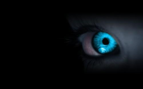 Blue Eye Ball