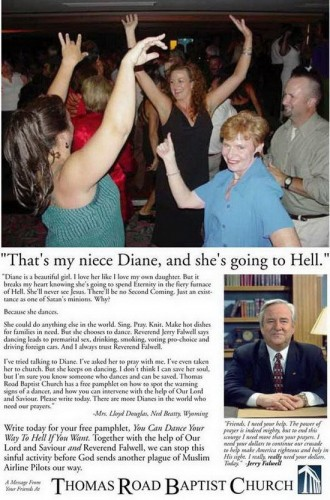 Diane Is Going To Hell