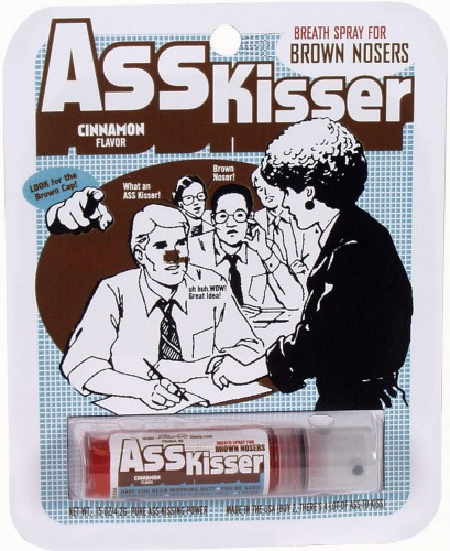 Ass Kisser Breath Spray