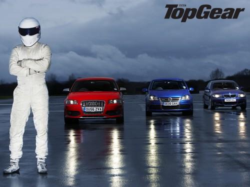 Top Gear's Stig
