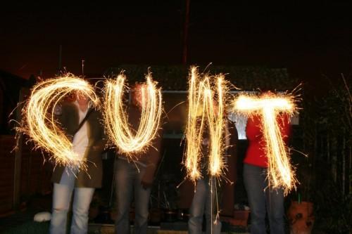 Cunt Fireworks