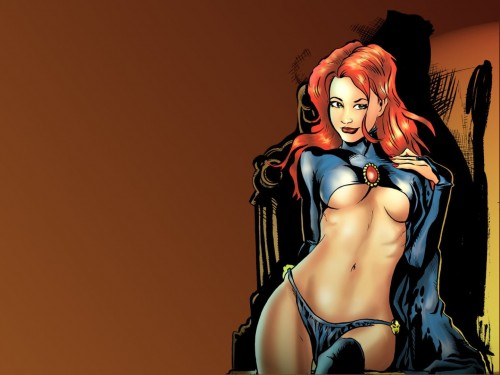 madilyne pryre 500x375 Madilyne Pryre wtf Wallpaper Sexy Comic Books