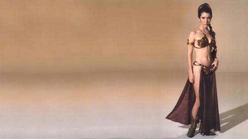 Princess Leia - Slave Uniform