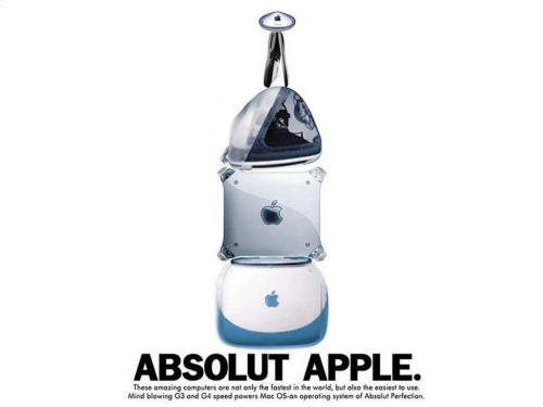 absolut apple