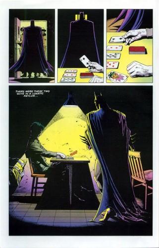Batman Meets The Joker