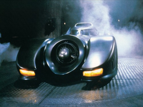 Batman Returns - Batmobile