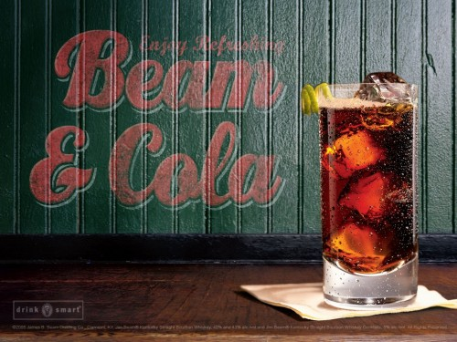 beam and cola