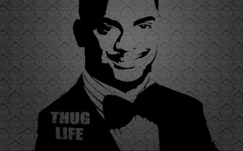 carlton thug life 500x312 Carlton   Thug Life wtf Wallpaper Television Humor