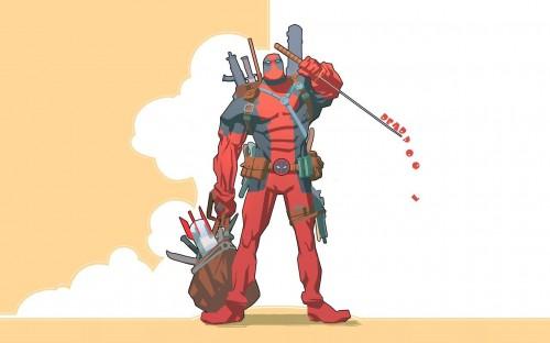 Deadpool's Drippling Dword