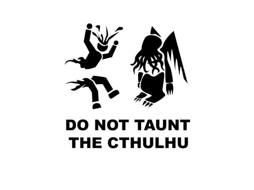 Do Not Fuck With Cthulhu 61