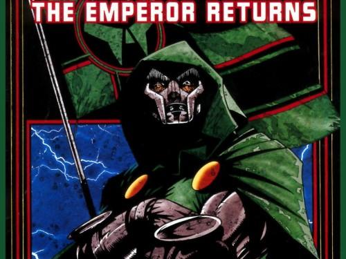 Dr Doom - The Emperor Returns