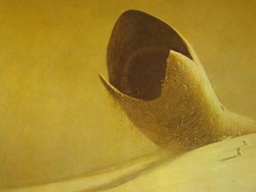 Dune - Worm