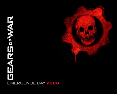 gears of war emergence day 2006 500x400 Gears Of War   Emergence Day 2006 Wallpaper Gaming