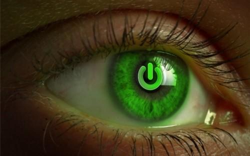 Green Power Eye
