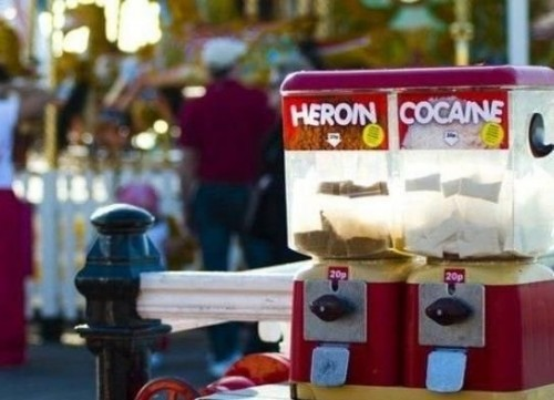 Heroin Candy Machine