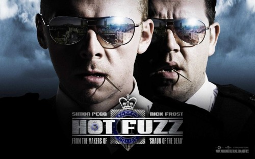 Hot Fuzz Wallpaper